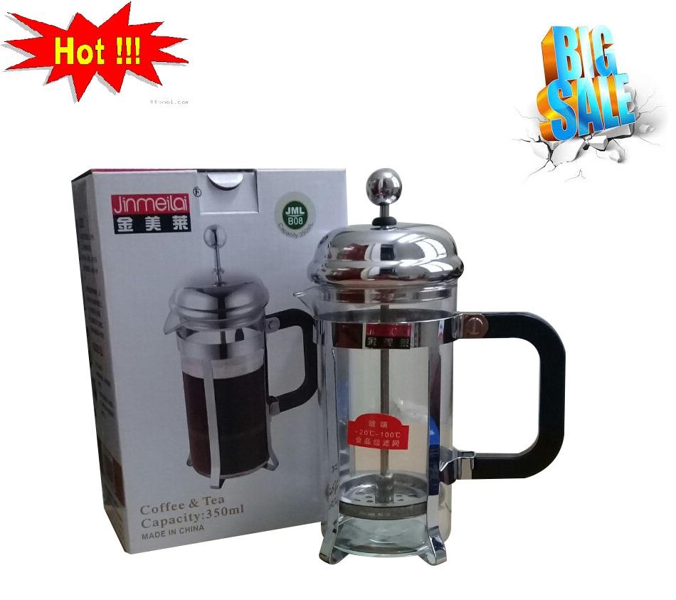 Bi quyet pha ca phe ngon, phin cafe nhôm - Bình pha cà phê và trà 350ml cao cấp, Thiết kế sang trọng, lịch sự, Sử dụng Tiện lợi, Chất lượng đảm bảo, Giá rẻ hấp dẫn- MH1668037