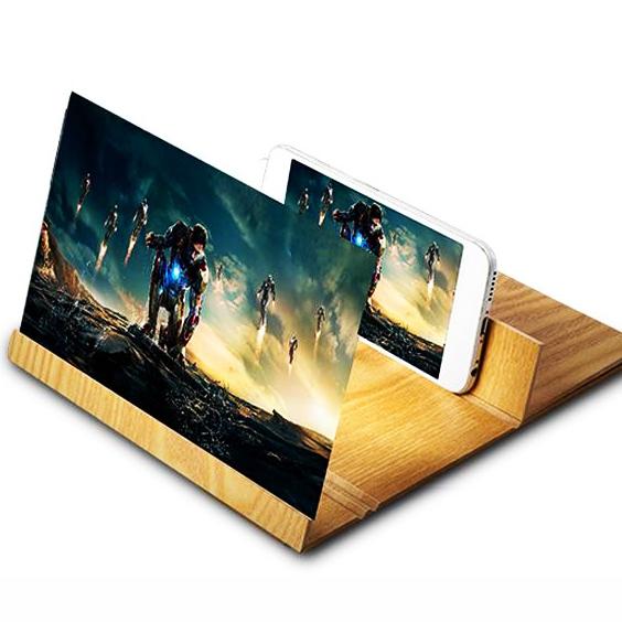 Kính phóng đại màn hình 3D điện thoại 12inch