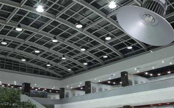 Đèn LED Công Nghiệp Nhà Xưởng COB Công Suất 100W (C07-02-100)
