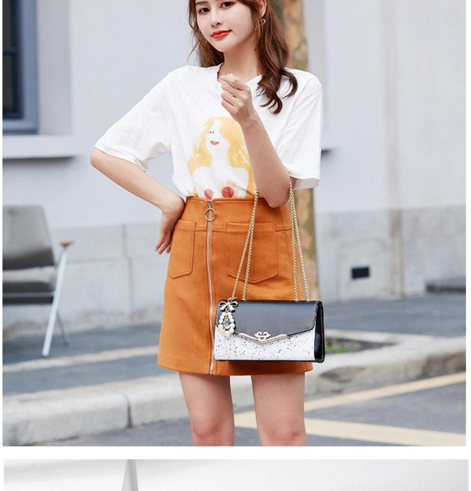 Túi Đeo Chéo Nữ Phong Cách Hàn Quốc Phù Hợp Với Mọi Set Đồ, Túi xách nữ, Túi đeo chéo nữ tui đeo nữ, túi xách nữ, túi đeo chéo, túi xách nữ sang chảnh 5