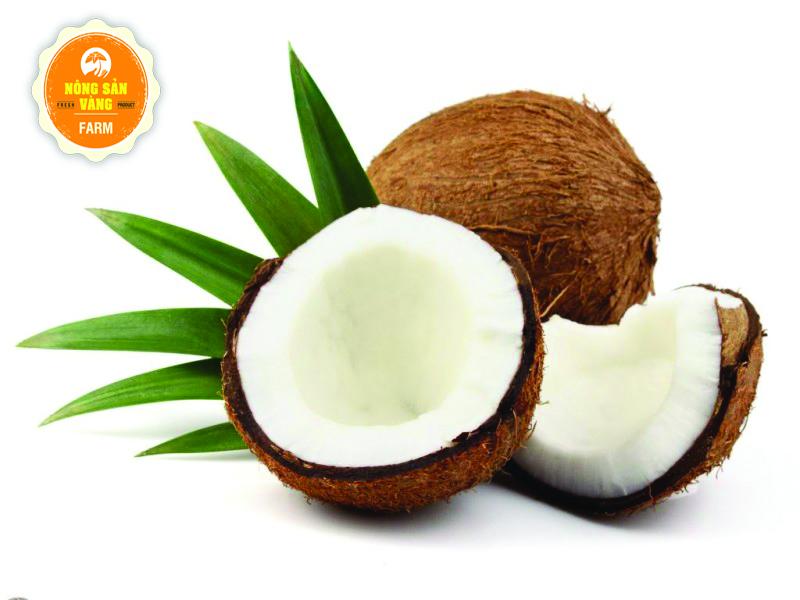 Cơm Dừa Nông Sản Vàng