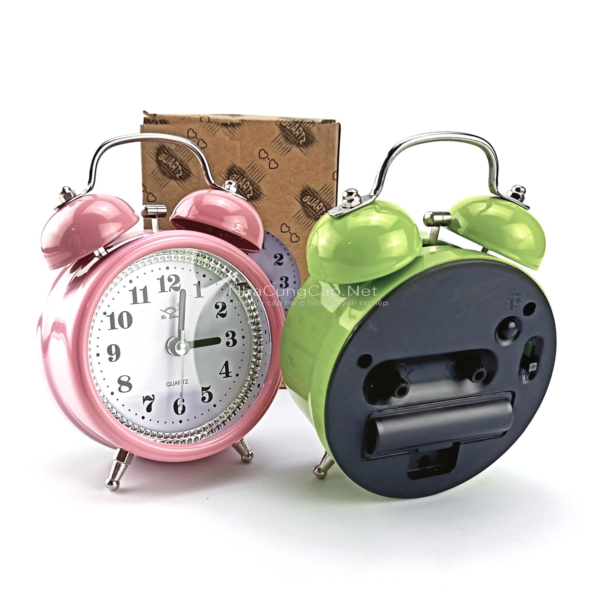 Đồng hồ báo thức - 3