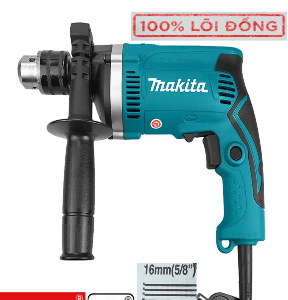 Mua Máy khoan cầm tay chính hãng Máy khoan điện Makita HP 1630 có khoan búa  -