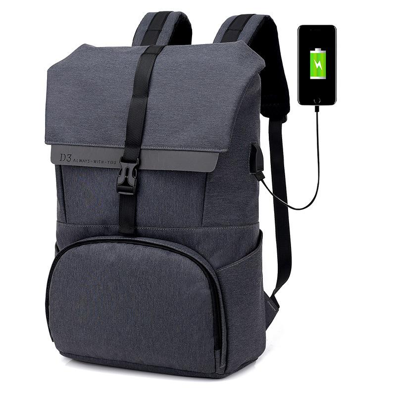 Balo laptop Laza BL396 – có cổng USB – hàng cao cấp – BL396