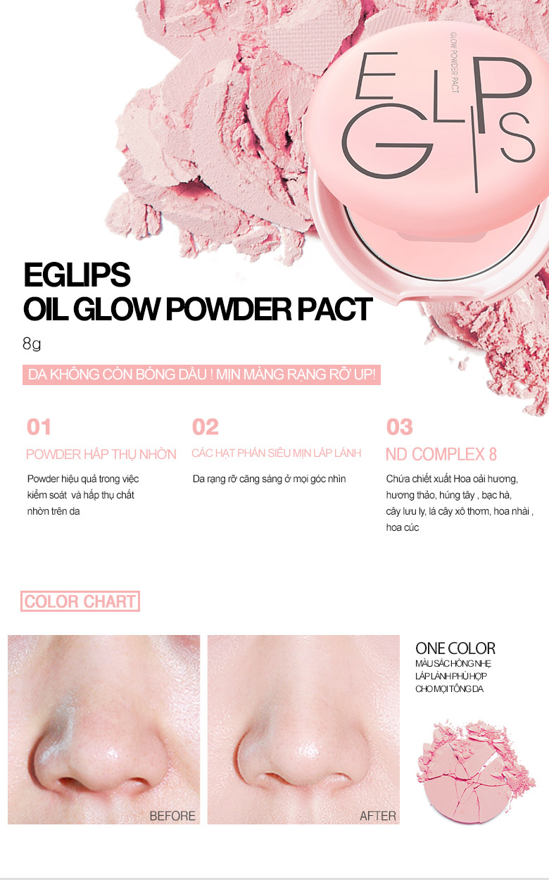 Image result for Glow Powder Pact EGLIPS