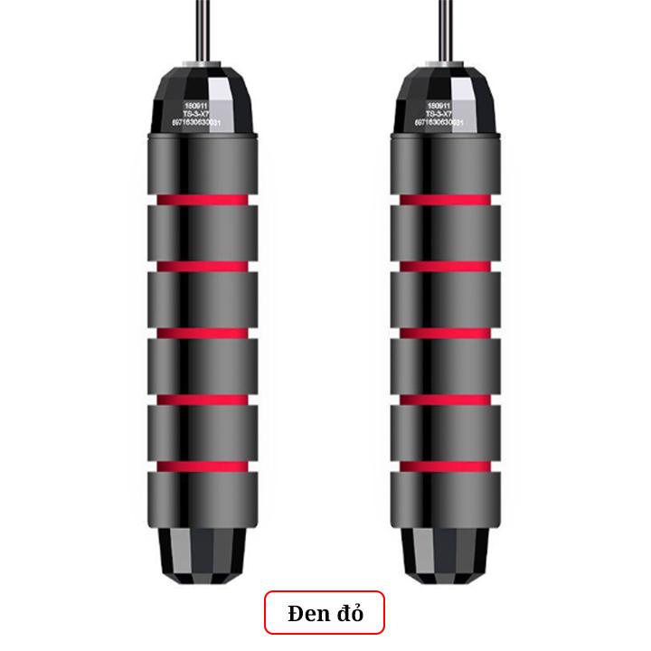 So sánh giá các loại Dây Nhảy DN06 màu đen đỏ