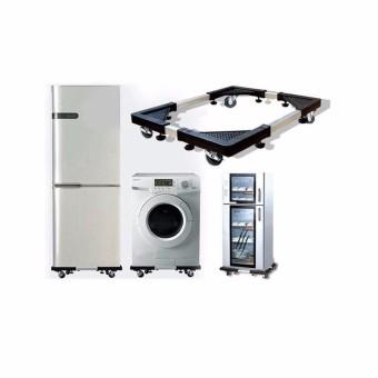 Tủ lạnh, kệ chống rung - Kệ chân tủ lạnh máy giặt cao cấp tránh máy bị rung và gây tiếng ồn - TD2018KMGTL005