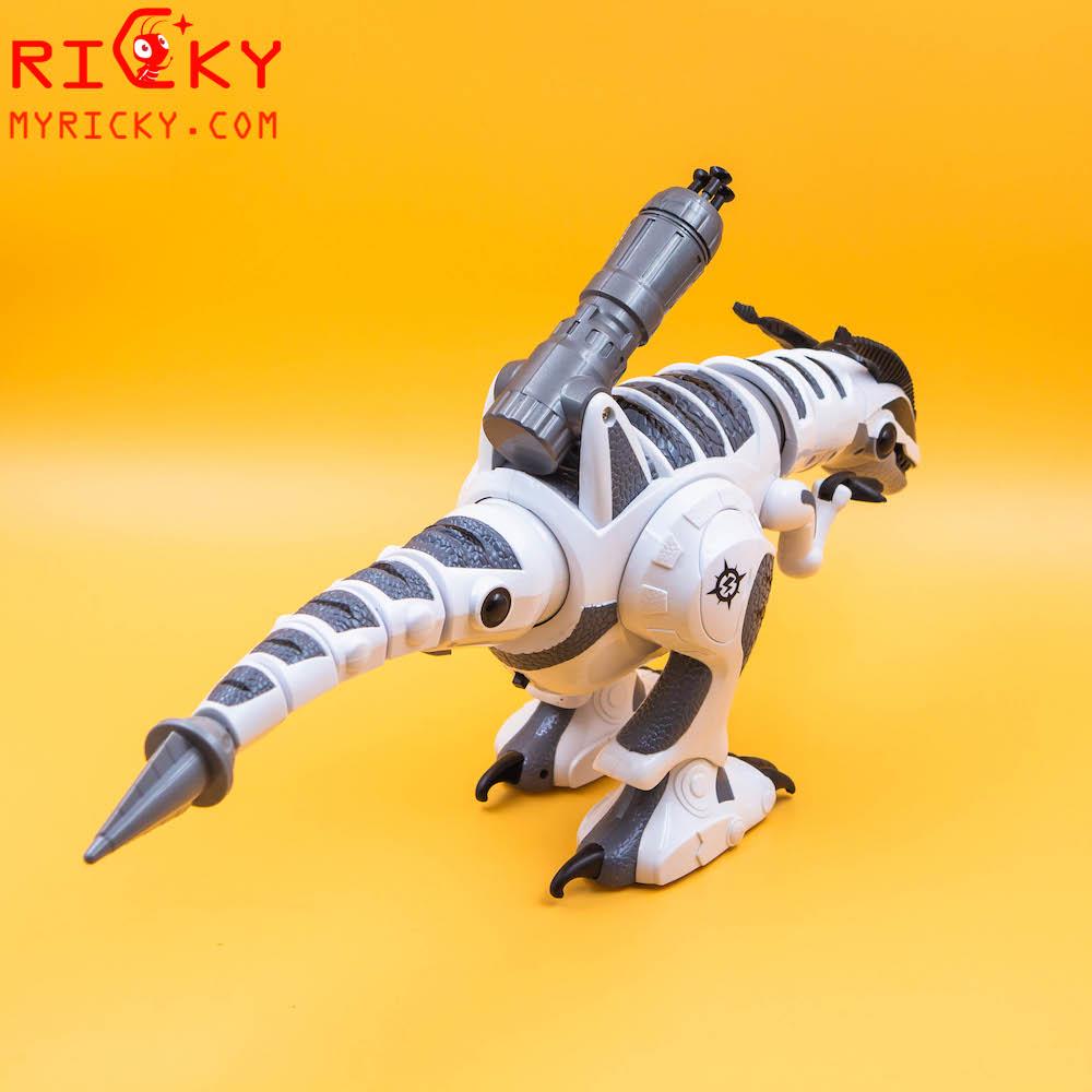 Robot Khủng Long Bạo Chúa Thông Minh Điều Khiển Từ Xa - 1